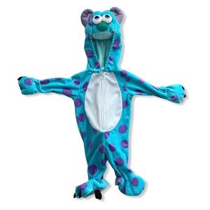 Disney Pixar Monsters Inc One Piece Sully Costume